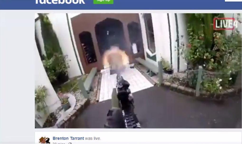 FB livestream