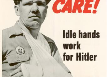 Snitches Make Stitches - Knitting Spies in World War II
