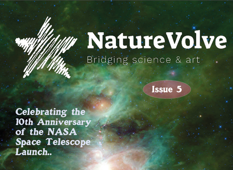 NatureVolve issue 5 release - how to get it for free
