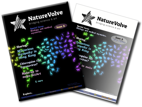 NatureVolve issue 6 - now released!
