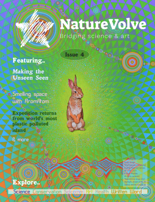 Front cover of NatureVolve issue 4