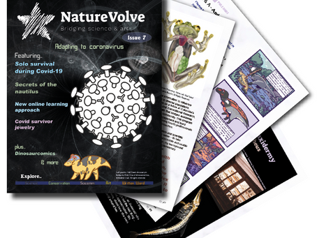 NatureVolve issue 7 now released!