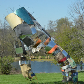 Art and Earth Day celebrated at Pyramid Hill