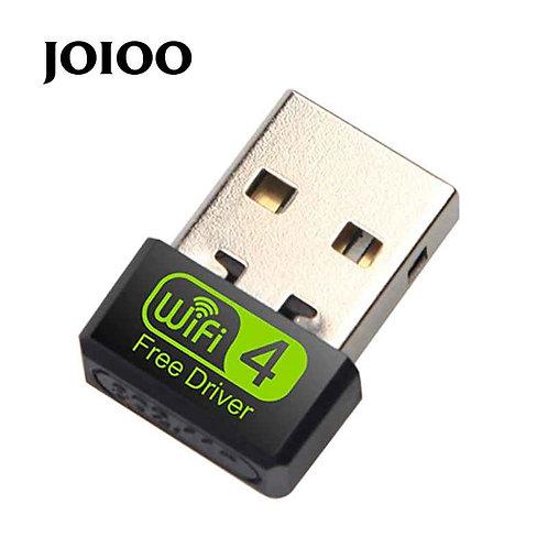 Adaptador Usb Wifi Nano Adapter 150mbps 802.11n Inalambrico