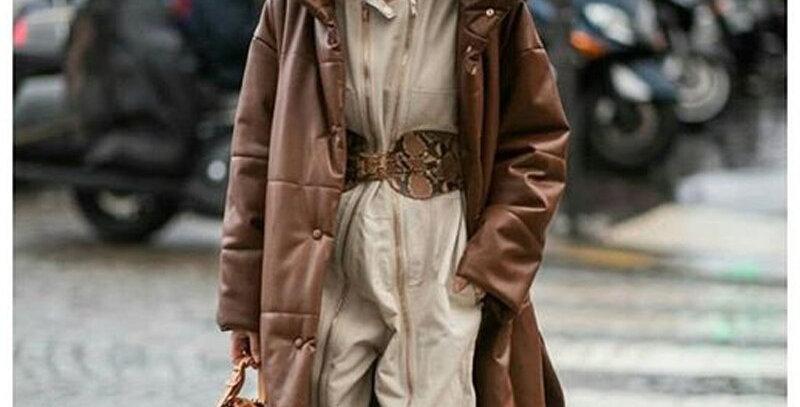 Novalya Winter Casual Khaki Long Windproof Cotton Jackets