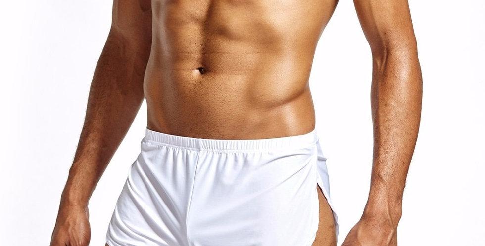 Nylon Ice Silk Lounge Trunks Men's Trunks  Boxers Shorts