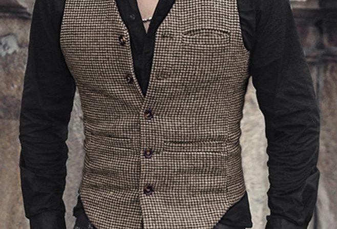 Vest Vintage Custom