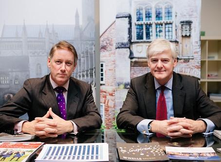 Директор  Wells Cathedral School: «Наша школа – это путь к лучшему высшему образованию в мире