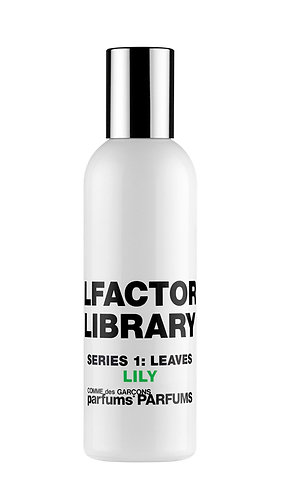 Olfactory: Series 1 Leaves - Lily