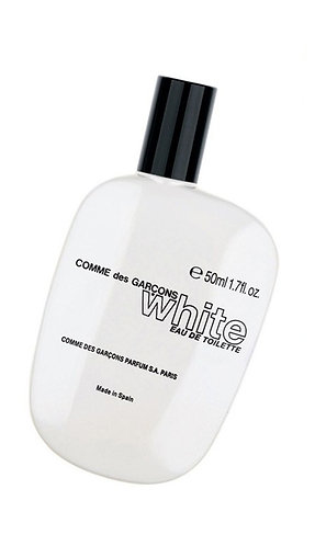 White Eau de Toilette (50ml natural spray)