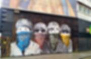 лондон стрит арт