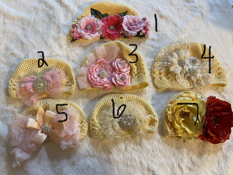 Thumbnail: The Crochet Fancy Hats