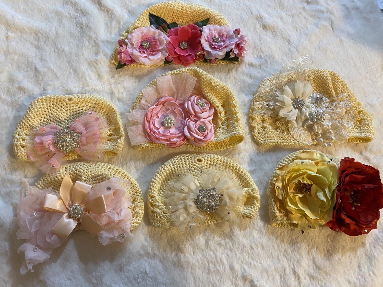 The Crochet Fancy Hats