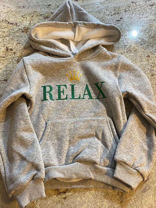 The Relax Hoodie