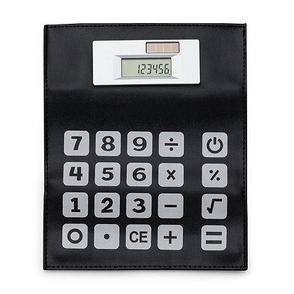 Mouse Pad com Calculadora Solar (Cód 12017)