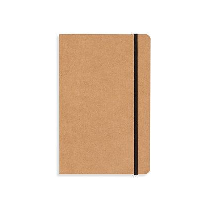 Caderneta tipo Moleskine (Cód 03013)