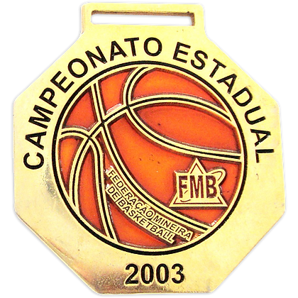 Medalha MECP5