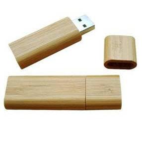 Pen Drive Bamboo Ecológico