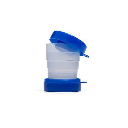 Copo Retrátil 200 ml (Cód 13877)