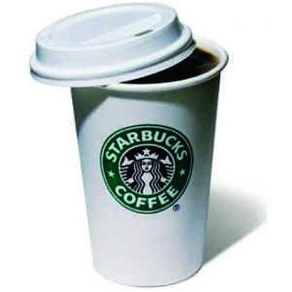 Copo plástico para café 400ml LCSTB400