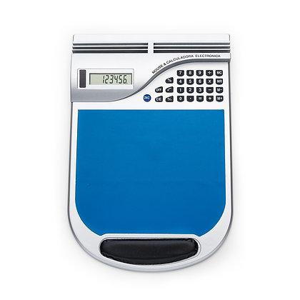 Mouse Pad com Calculadora Solar (Cód 03508)