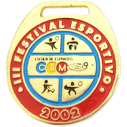 Medalha MECP4