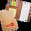 Thumbnail: Bloco de anotações PAJ