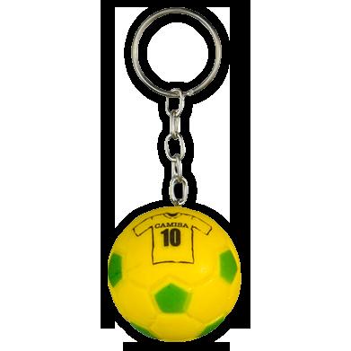 Chaveiros Anti-stress Bola de Futebol