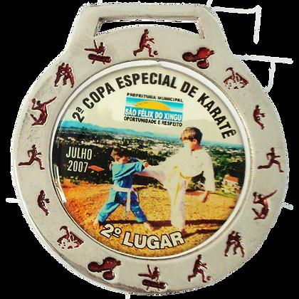 Medalha Redonda MFPC4