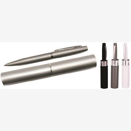 Conjunto caneta com tubo de alumínio (ER195)