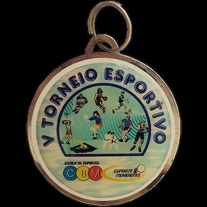 Medalha  42mm