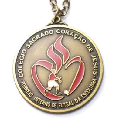 Medalha MECP1