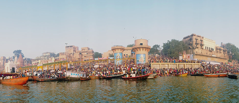 Dashashwamedh Ghat in Varanasi Holy City
