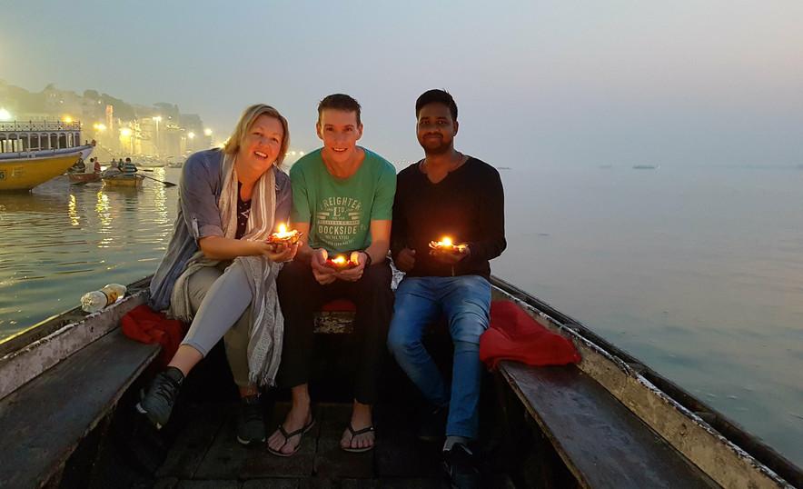 Ravi Sahni Heritage Tours in Varanasi