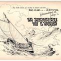 """Initiée dans """"La Montagne de l'oubli"""", la passion de Pierre pour la mer et les bateaux ne se démentira pas tout au long de sa carrière d'artiste."""
