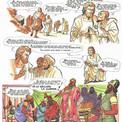 """Les """"Paraboles"""" sont des récits imagés, rapportés par les évangélistes, ayant toujours une signification morale ou philosophique."""