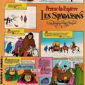 """Une deuxième aventure suit immédiatement la première : avec """"Les Spadassins"""", Perrac et Pactole vont se trouver mêlés à la vie hasardeuse d'une troupe de théâtre itinérante."""