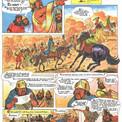 Selon Pierre Thivollier, la bande dessinée peut aider à comprendre les mêmes messages de façon simple et concrète.