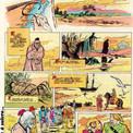 """L'année suivante, avec le nouvel épisode intitulé """"Les Pionniers"""", le lecteur se retrouve transporté au Nouveau Monde, dans un pays soumis au despotisme colonisateur de quelques individus peu scrupuleux."""