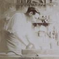 Louis dans son atelier de menuisier-ébéniste