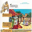 Lorsque Pierre Brochard met son dessin au service de l'œuvre du Père Thivollier, il réunit une importante documentation iconographique concernant la culture juive traditionnelle et antique.