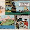 C'est le prélude à l'épisode final, dans l'île de Sainte-Hélène.