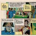 Vaincu, Napoléon se rend aux Anglais qui, eux, souhaitent en finir définitivement avec la menace d'extension des idées révolutionnaires en Europe.