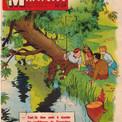 """En 1961, paraît """"La Caverne à la licorne"""" qui permet de découvrir le Périgord préhistorique et médiéval."""