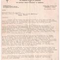 Dans cet échange avec un correspondant installé à Sydney, on remarque l'offre de rémunérer en « articles d'alimentation (…) conserves, café, confitures, etc… ou bien des lainages » (avril 1947).