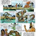 Autre avatar de Vishnou, Krishna emporte le lecteur dans un récit aux rebondissements surprenants…