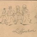 À la Libération, les soldats alliés ont apparemment plus de succès que le simple «troufion» français!