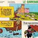 """Revenus sur le sol du vieux continent, Perrac et Pactole se trouvent face à une étrange affaire, """"Le Garroubar"""", qui se déroule dans un secteur déserté de la Provence."""