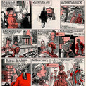 En quelques images, la bande dessinée rappelle avec habileté l'évolution des mentalités dans les années qui précèdent la Révolution française.