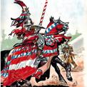 En marge des bandes dessinées, Pierre Brochard réalise de nombreuses illustrations pour des récits historiques les plus variés, parcourant le Moyen Âge…